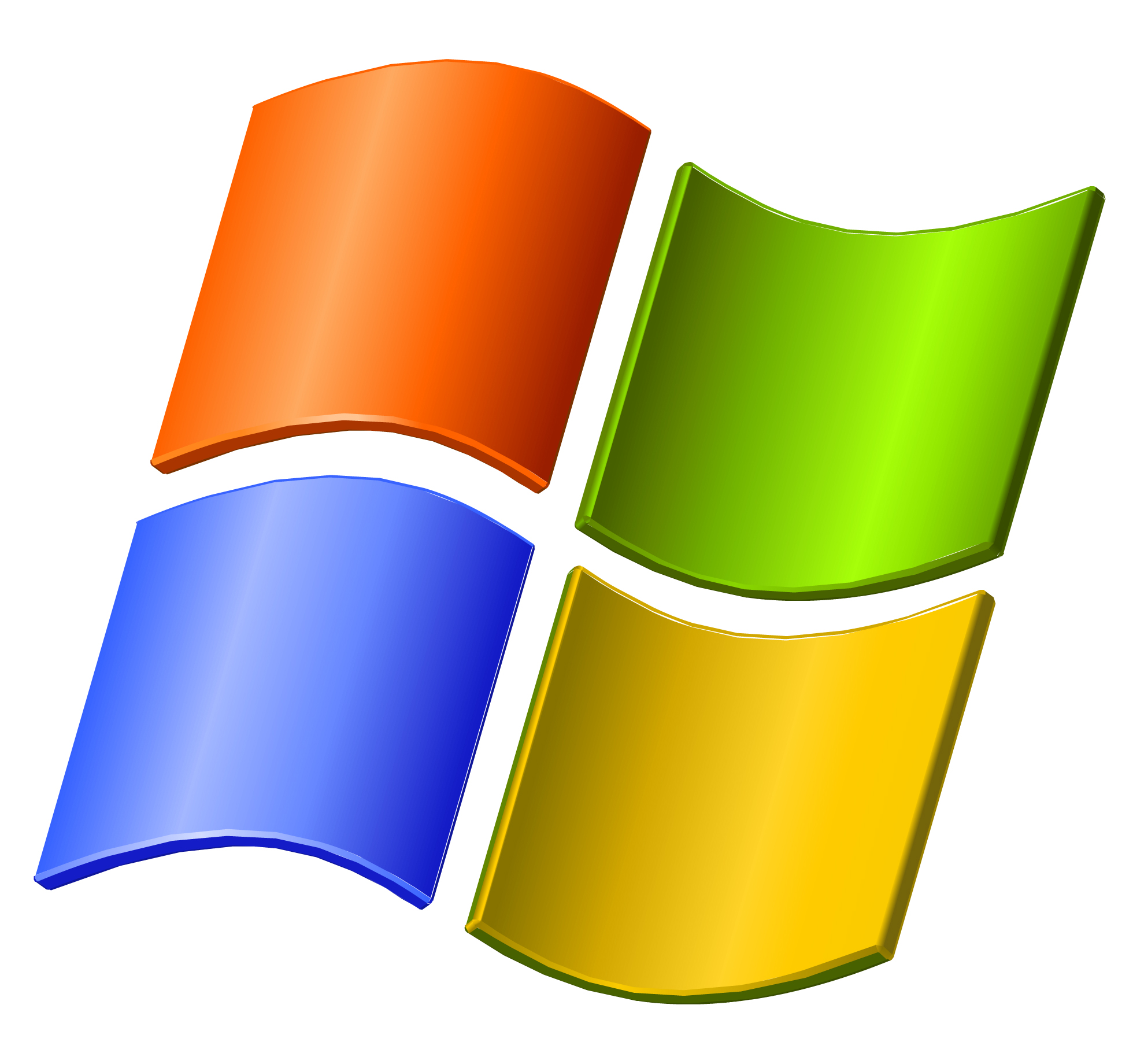 logos de windows xp: