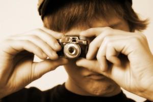 Vintage Spy Camera