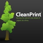 CleanPrint: l'astuce verte