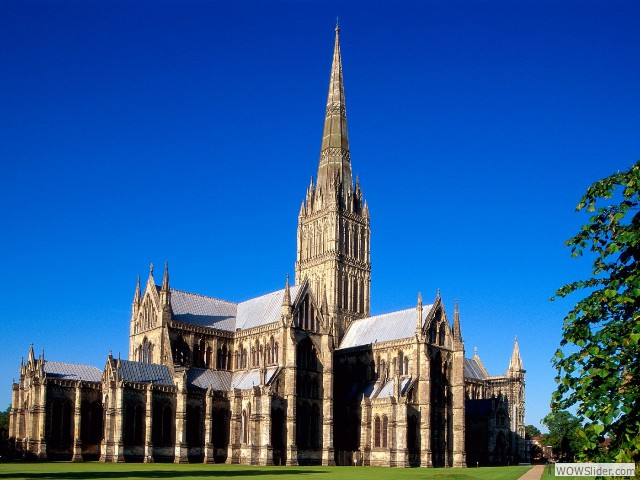 Salisbury cathedral - UK