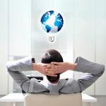 Idée globale générée par iThoughts pour iPad