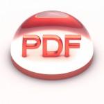 Convertir un pdf en texte éditable